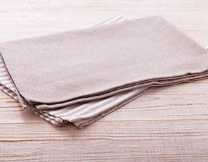 Napkin Cleaning