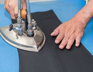 Trousers Ironing